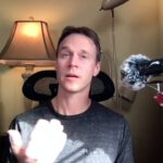 Kenneth speaking in Episode 13